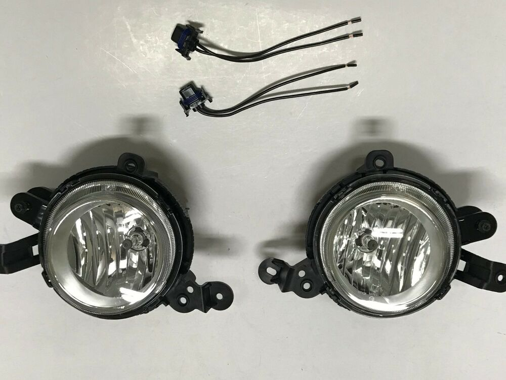 Kia Soul Accessories >> Genuine OEM Fog Lamp Lights Assembly with Conector 4p For 2014-2016 Kia Soul | eBay
