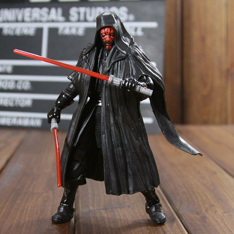 "Star Wars Darth Maul The Black Series 6""Action Figure toy ..."