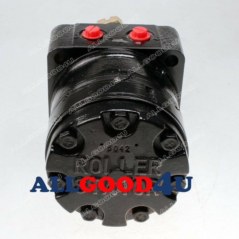 Hydraulic Lift Motor : Hydraulic lift white drive motor for genie gs