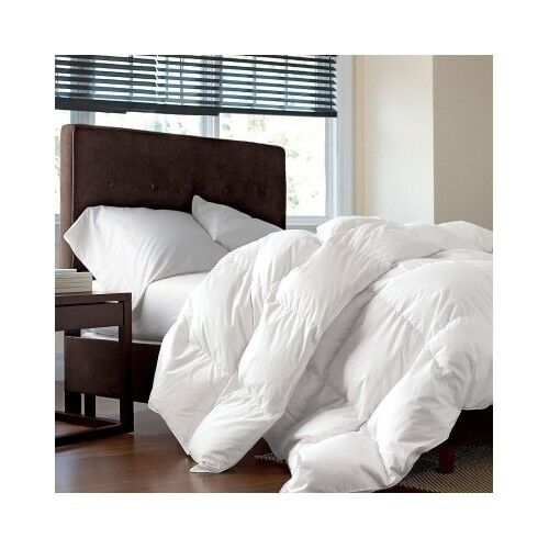 goose down alternative comforter white set twin queen king 20139 | s l1000