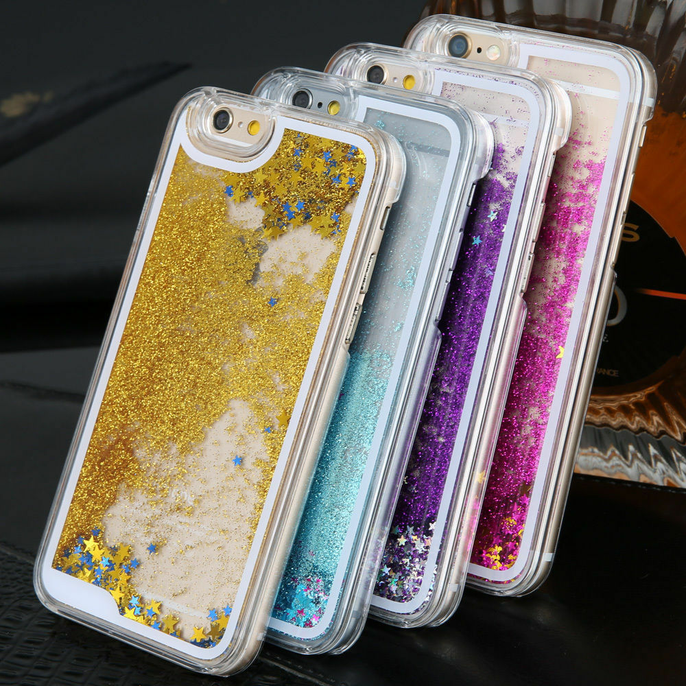 iphone 5c ebay luxury glitter liquid back phone cover for apple 11097