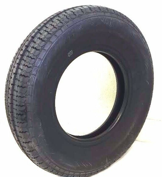 E Rated Trailer Tires (2) 235/80R16 ST HEAVY...