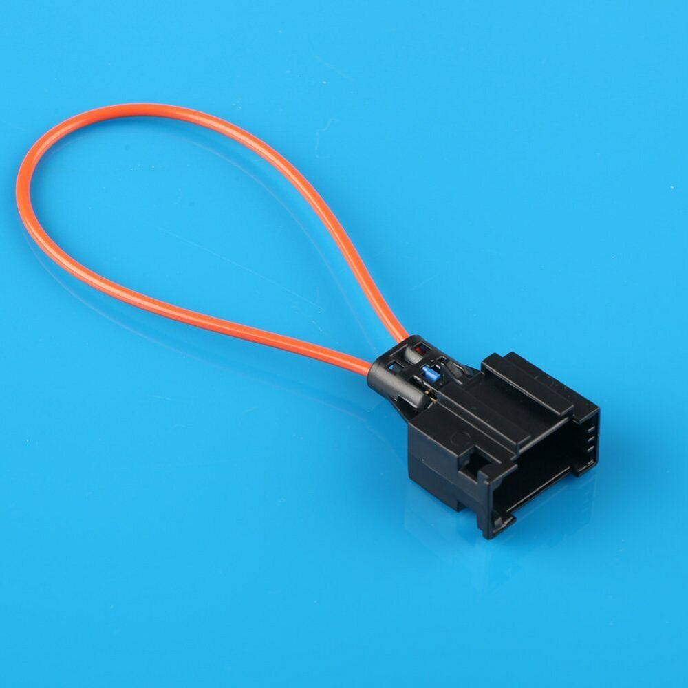 Fiber Optic Home Wiring Auto Electrical Diagram Rr3 Ge Relay Most Loop Female Connector For Audi Bmw
