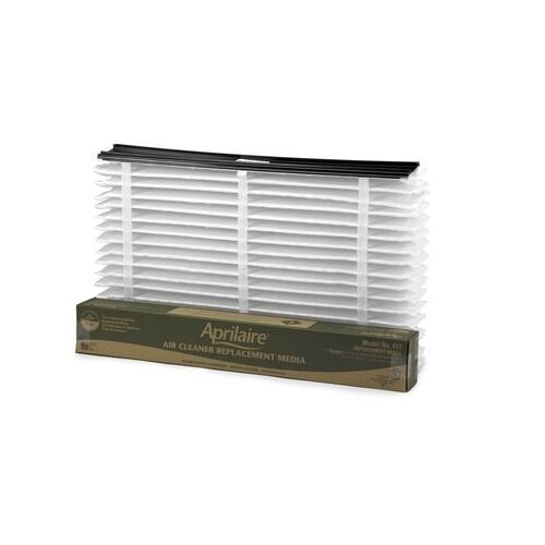 genuine aprilaire 413 filter media replacement for 2410 & 4400; merv ...