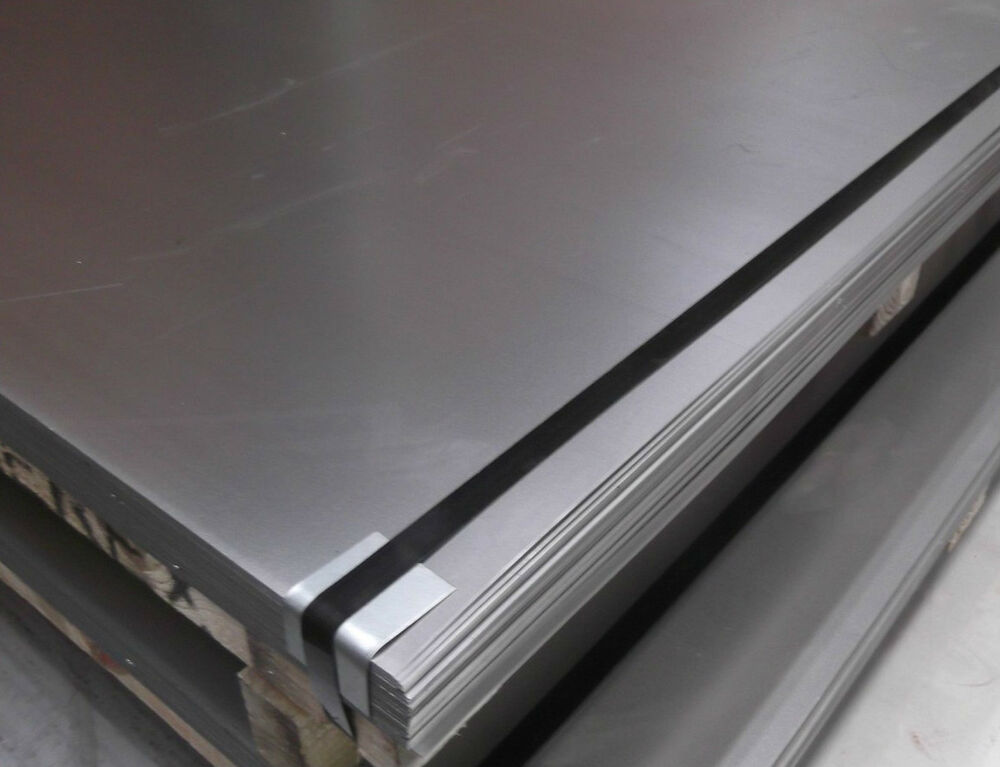 3mm Cold Rolled Mild Steel Sheet Plate Custom Cut To