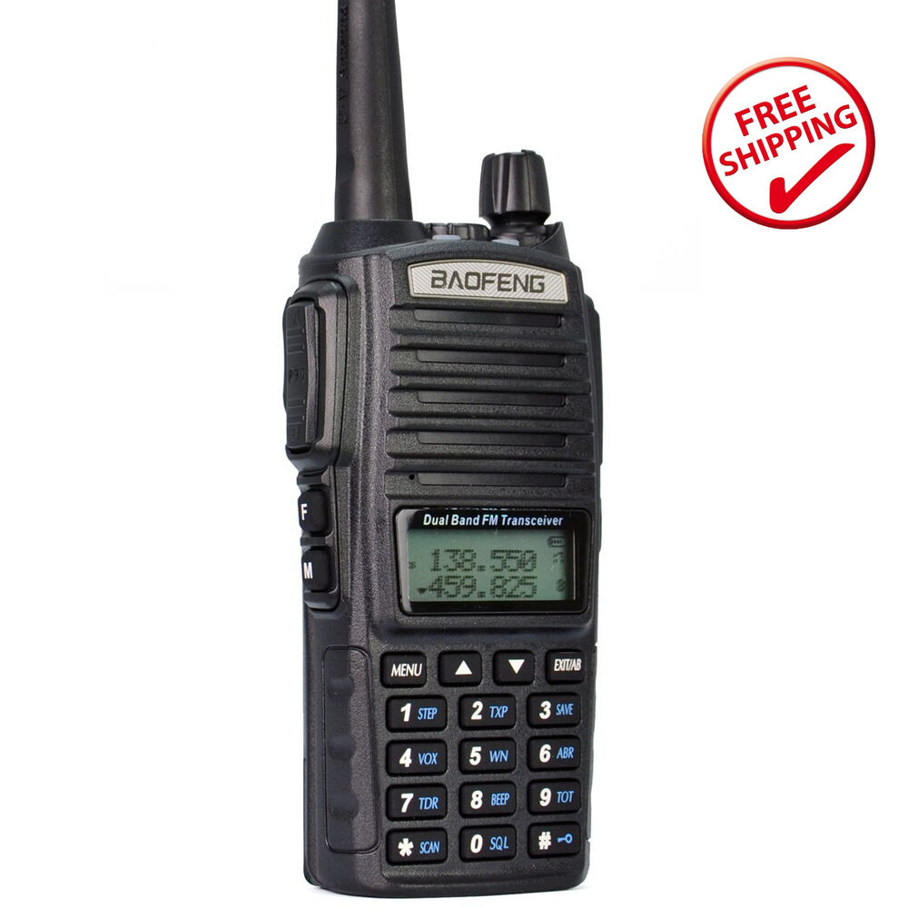 Portable Transceiver Handheld Scanner Radio Police Fire ...