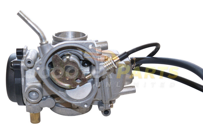 Carburetor carb motor part for 400cc yamaha grizzly 400 for Yamaha grizzly 400