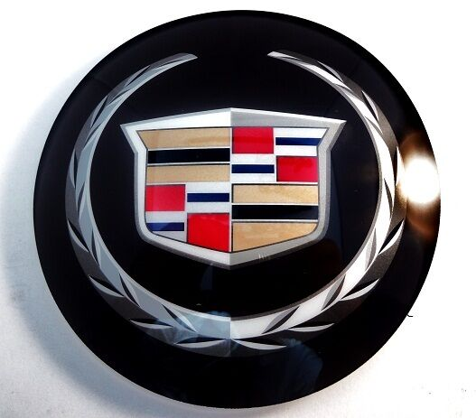 07 Cadillac Dts: Cadillac DTS 2006 07 08 09 10 2011!! Grille Emblem W