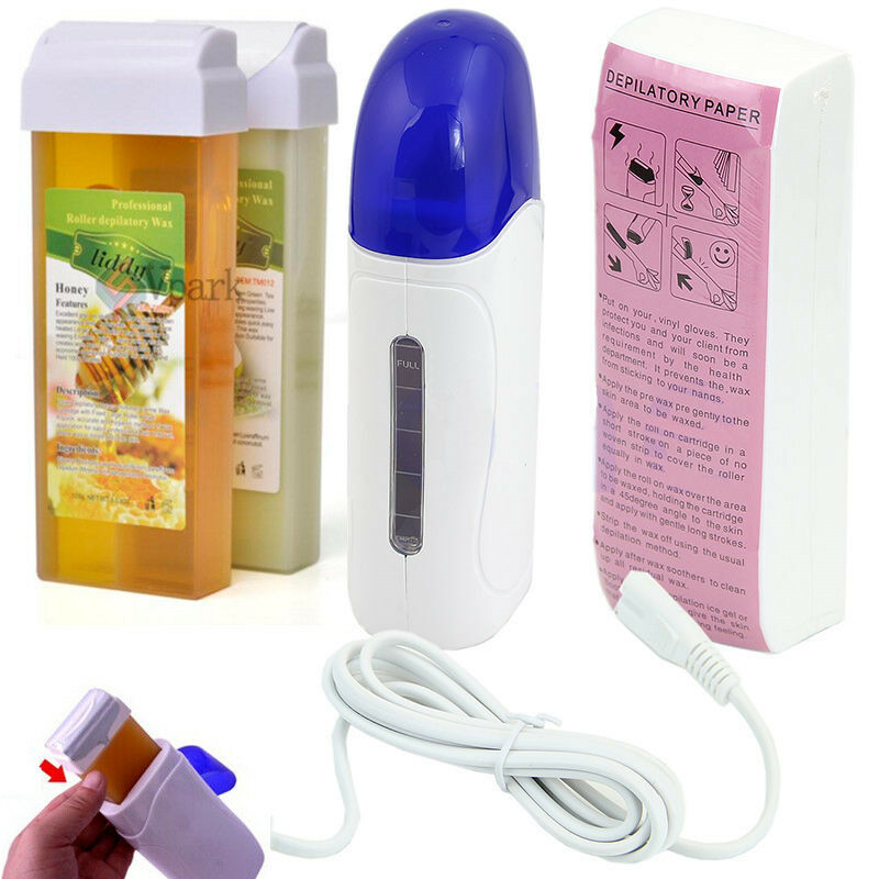 Newest Hair Removal Roll On Cartridge Depilatory Heater