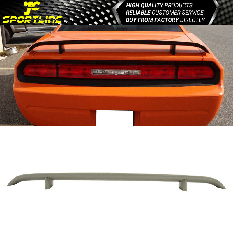 Fit 2008 2014 Dodge Challenger Oe Style Unpainted Abs