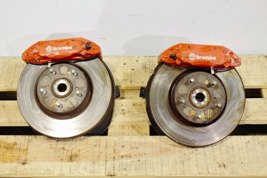 02 03 04 Dc5 Honda Integra Type R Brembo Front Calipers