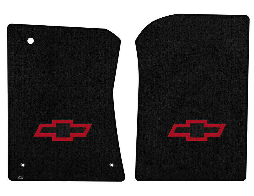 New Black Floor Mats 1973 1983 Chevy Pickup Truck C10 K10
