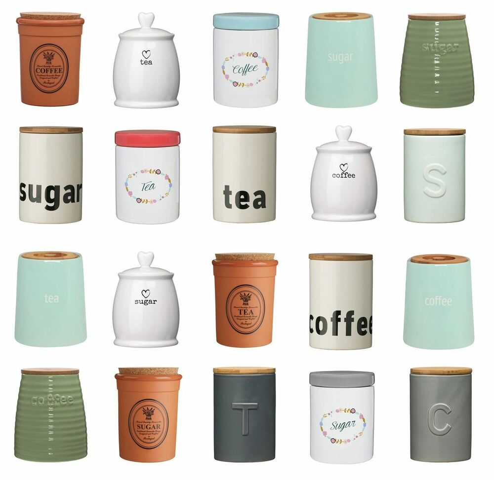 ceramic storage jars for kitchen tea coffee sugar canisters pots kitchen storage jars 8096