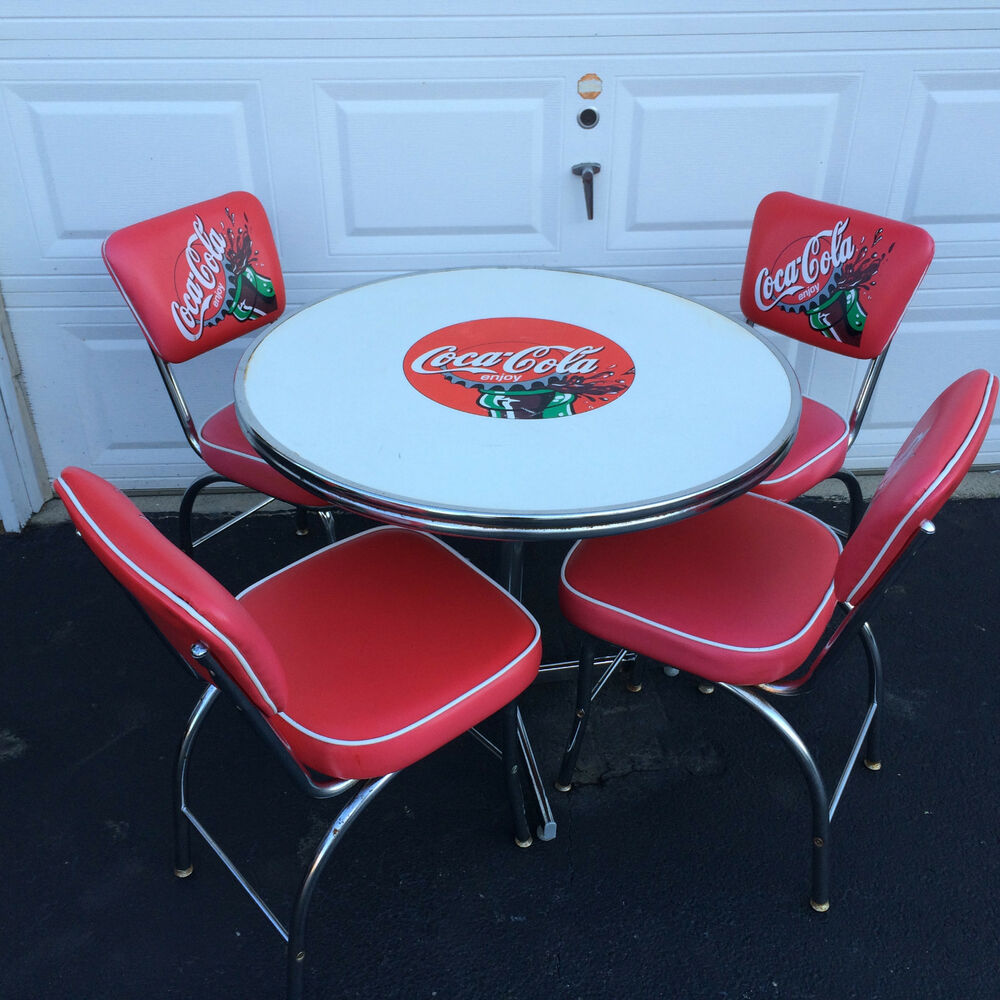 Vintage Coca Cola Table And Chairs All Luminum Products eBay : s l1000 from www.ebay.com size 1000 x 1000 jpeg 142kB