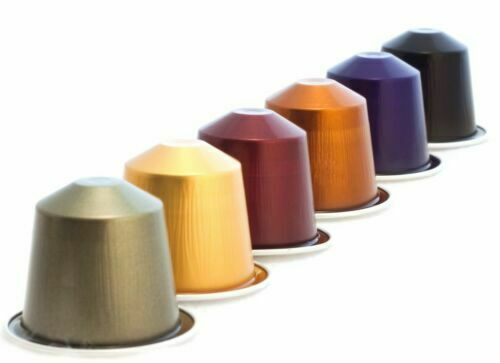 new nespresso original coffee capsules pods all flavors. Black Bedroom Furniture Sets. Home Design Ideas