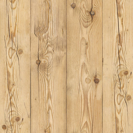 Wood Grained Self Adhesive Wallpaper Rustic Plank Contact