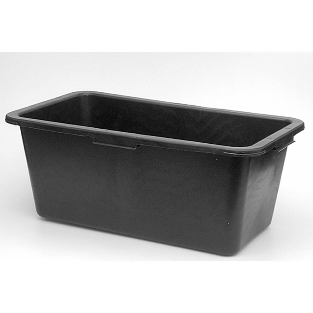 Rubber Feed Trough: Heavy Duty Faulks 40L,60L,80L Rectangular Multi Tub Horse