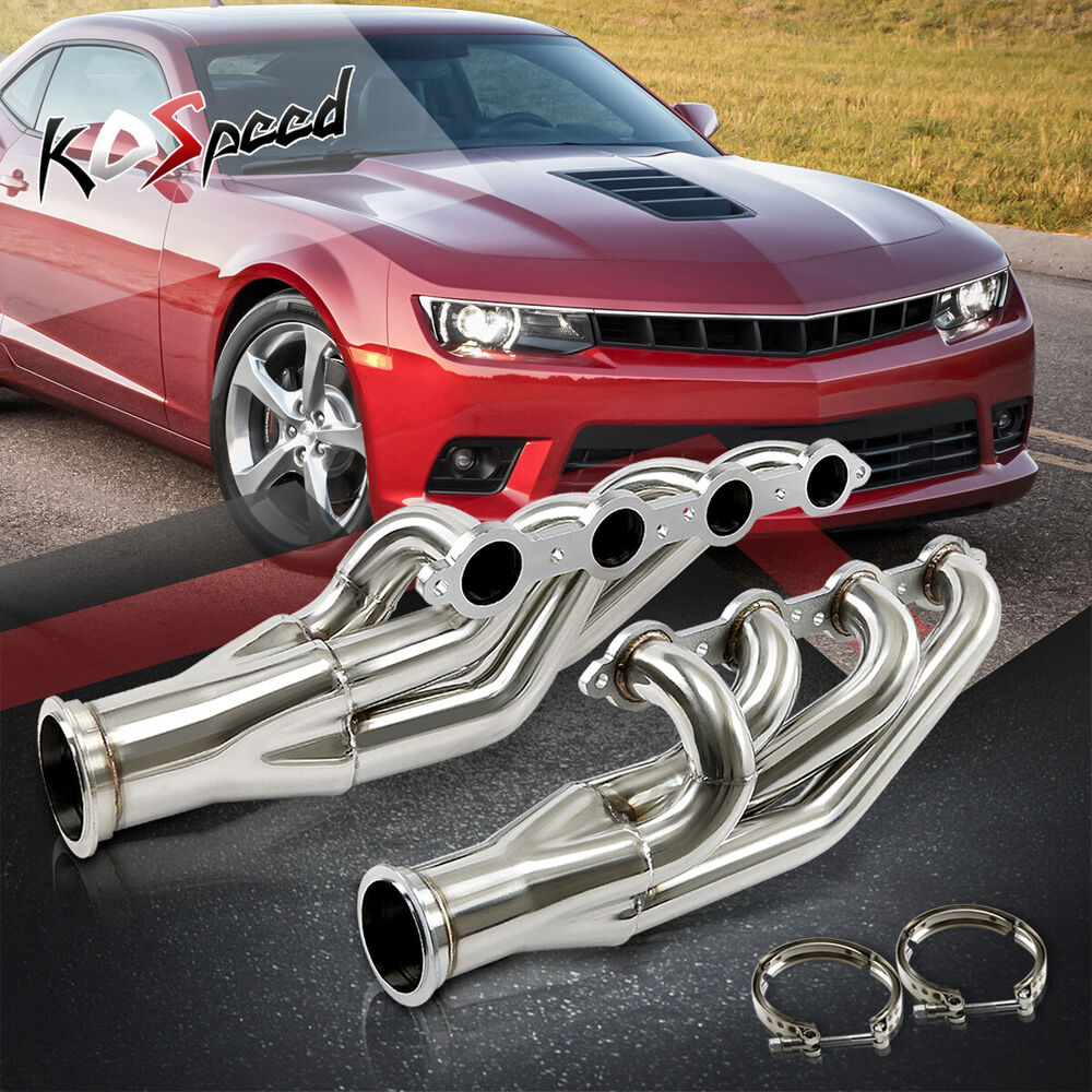 SBC LS1/LS2/LS6 LSX UP&FORWARD TURBO MANIFOLD HEADER FOR