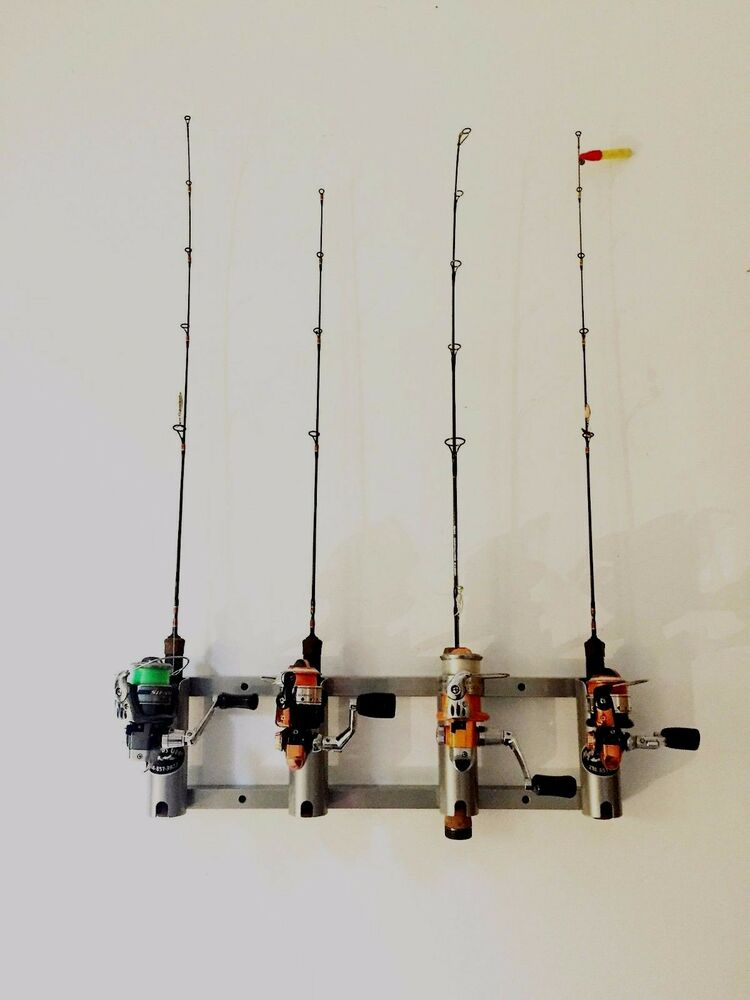 how to build a fishing rod holder