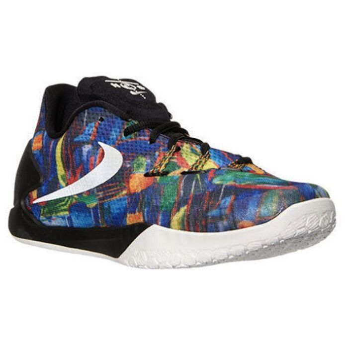 san francisco d0020 4267f Details about Nike 705369 900 NIKE HYPERCHASE HARDEN NCS MULTI COLOR  REFLECT SILVER BLACK New