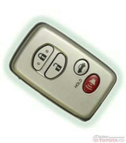 172088792411 on toyota keyless entry remote replacement