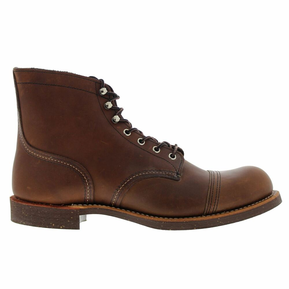 wing iron ranger 8111 brown mens boots ebay