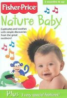 Nature Baby (DVD, 2004) Discoveries from the great outdoors, 3 months & up