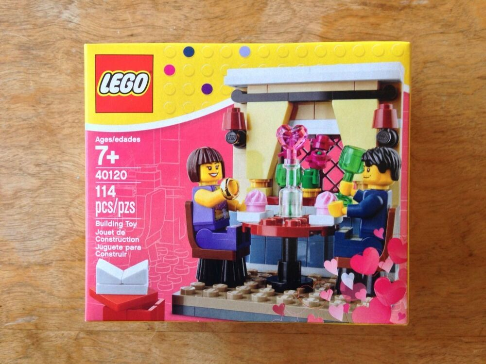 Valentine S Day Toys R Us : Lego valentine s day seasonal with engagement