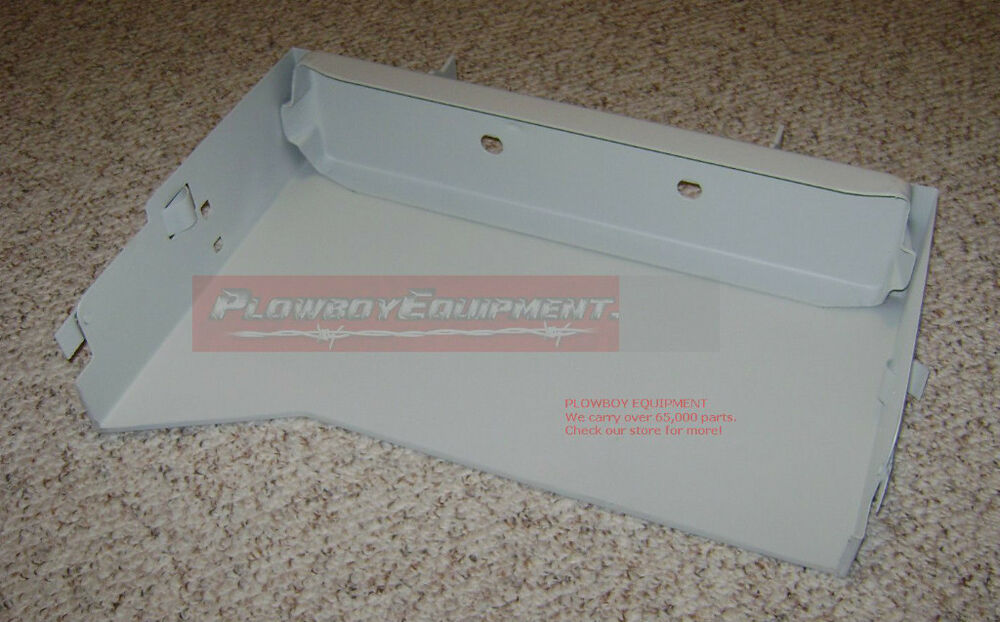 5020 John Deere Battery Box : Ar lh left hand battery box for john