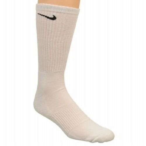 Nike Men's Performance Crew Socks SIZE 12-15 BIG &TALL 3 ...