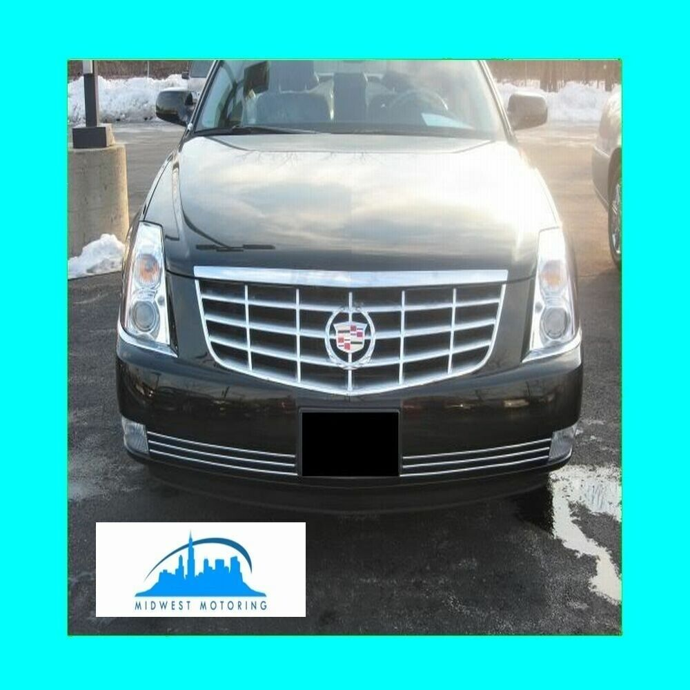 2006-2011 CADILLAC DTS CHROME TRIM FOR GRILL GRILLE 2007