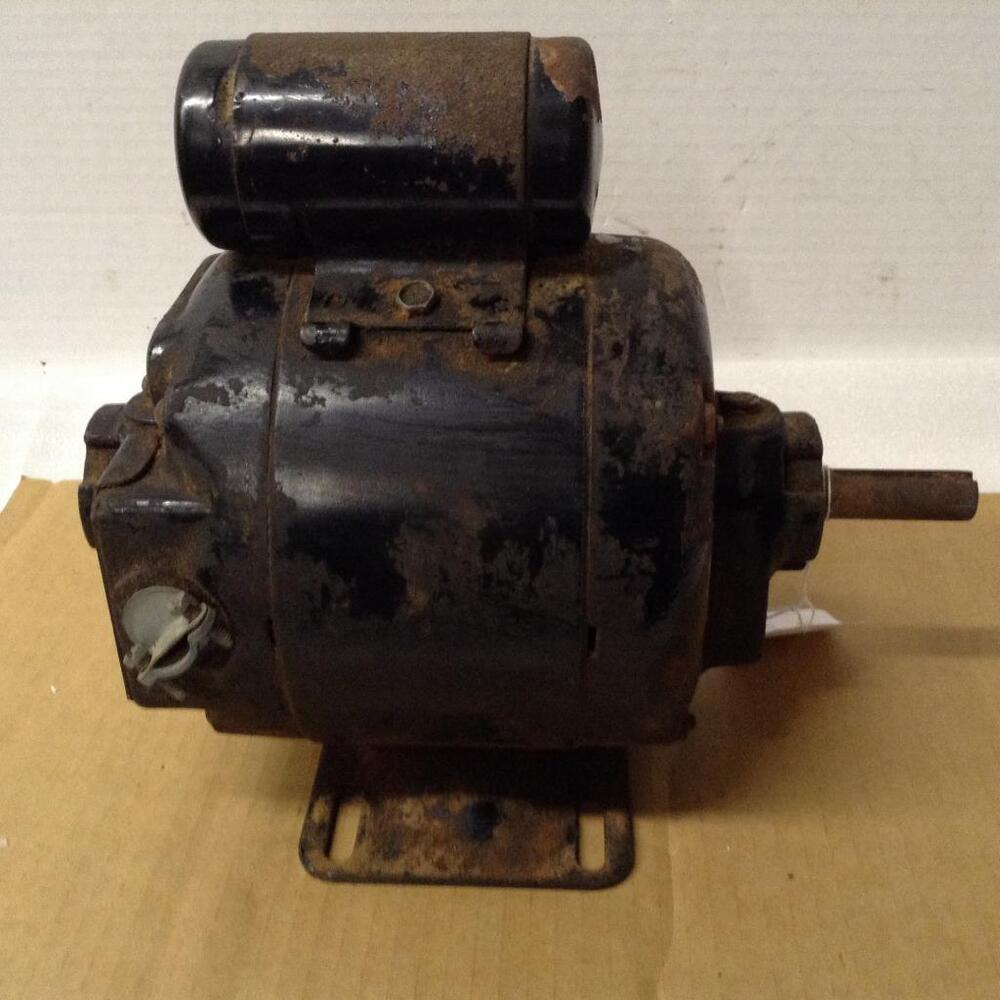 General Electric Motor Model 5kc47ab899cx 1725 Rpm Hp 1 3