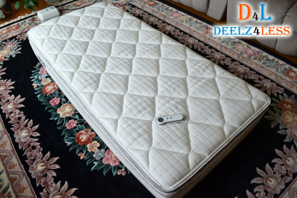 Select Comfort Twin Size Sleep Number Bed Mattress Chamber