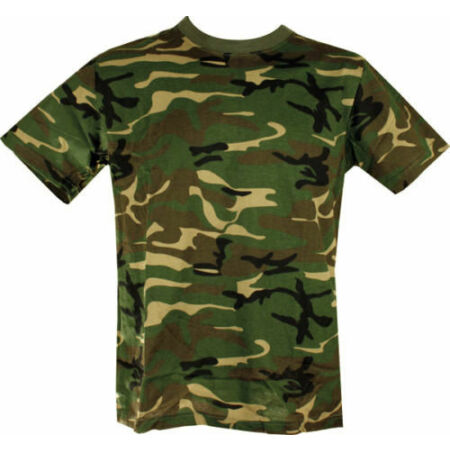 img-NEW MENS UNISEX MILITARY CAMOUFLAGE CAMO T SHIRT ARMY COMBAT SAS WOODLAND S-XXL