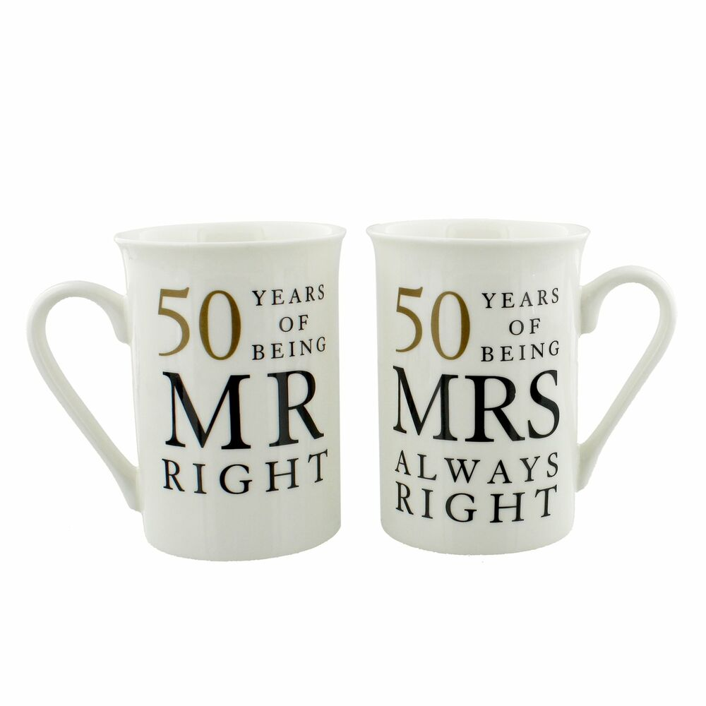 What Is The Traditional Wedding Anniversary Gifts: 50th Golden Wedding Anniversary Gift
