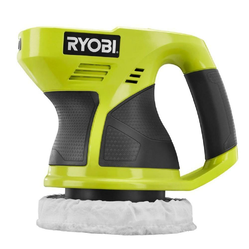 How To Buff A Car >> Ryobi Cordless Orbital Power Tool Buffer Polisher Barrel Grip Battery Operated | eBay