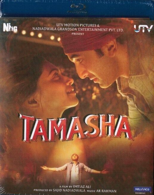 Tamasha Full Movie Blu-ray Download