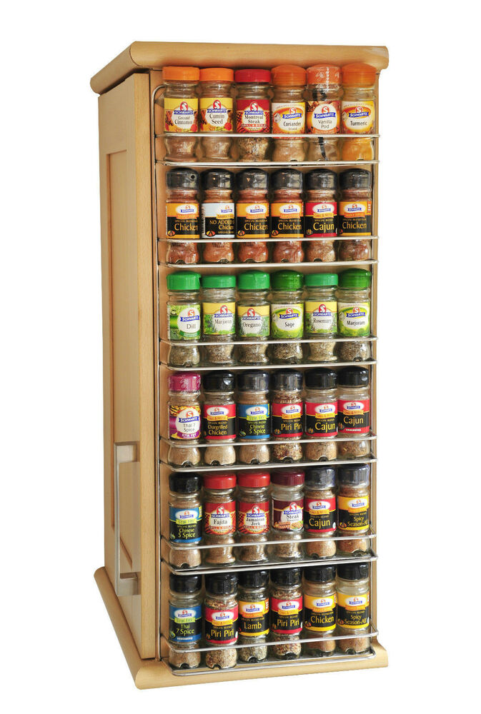 customize your british spice rack with colour and size ebay. Black Bedroom Furniture Sets. Home Design Ideas
