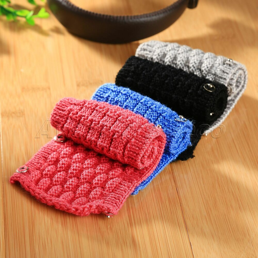 Replacement Hand Woven Pure Wool Headband For Audio