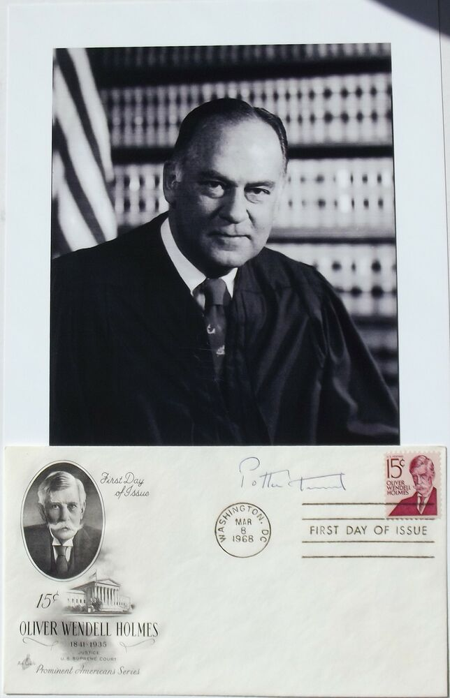 a biography of the supreme court justice potter stewart Learn about potter stewart: his birthday, what he did before fame his father, james garfield stewart, worked as a justice of the ohio supreme court.