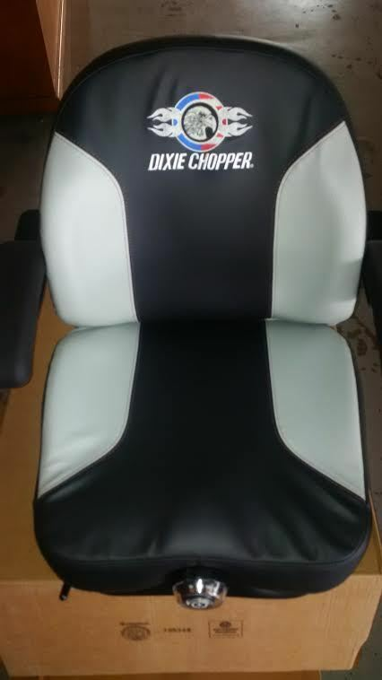 Dixie Chopper Oem Suspension 2 Tone 645 Seat 400321