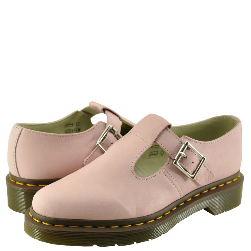 women 39 s shoes dr martens polley t strap mary jane. Black Bedroom Furniture Sets. Home Design Ideas