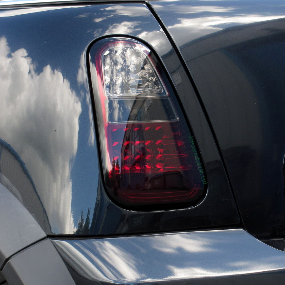 Smoked Led Rear Lights For Bmw Mini One Amp Cooper Tail Lamp