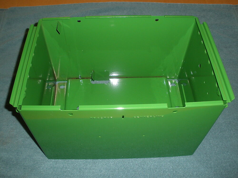 5020 John Deere Battery Box : John deere and battery box ebay