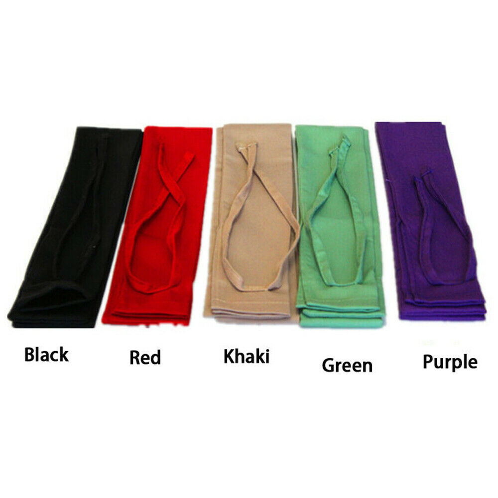 Cloth rod bag rod sleeve for fishing rods poles ebay for Fishing pole sleeves