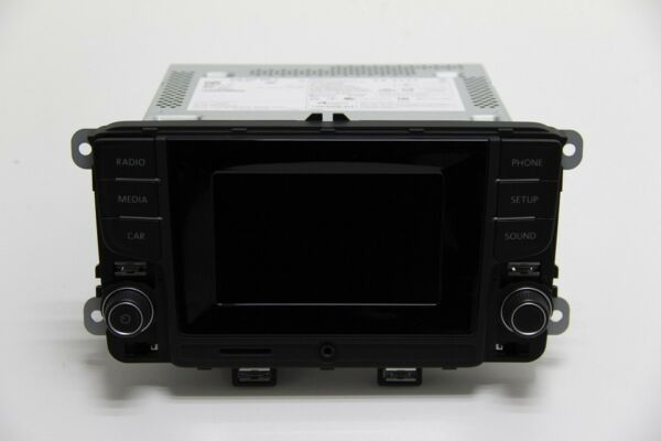 Org VW Polo 6C Radio Composition Touch 6C0035888A Bluetooth Touch Screen FSE