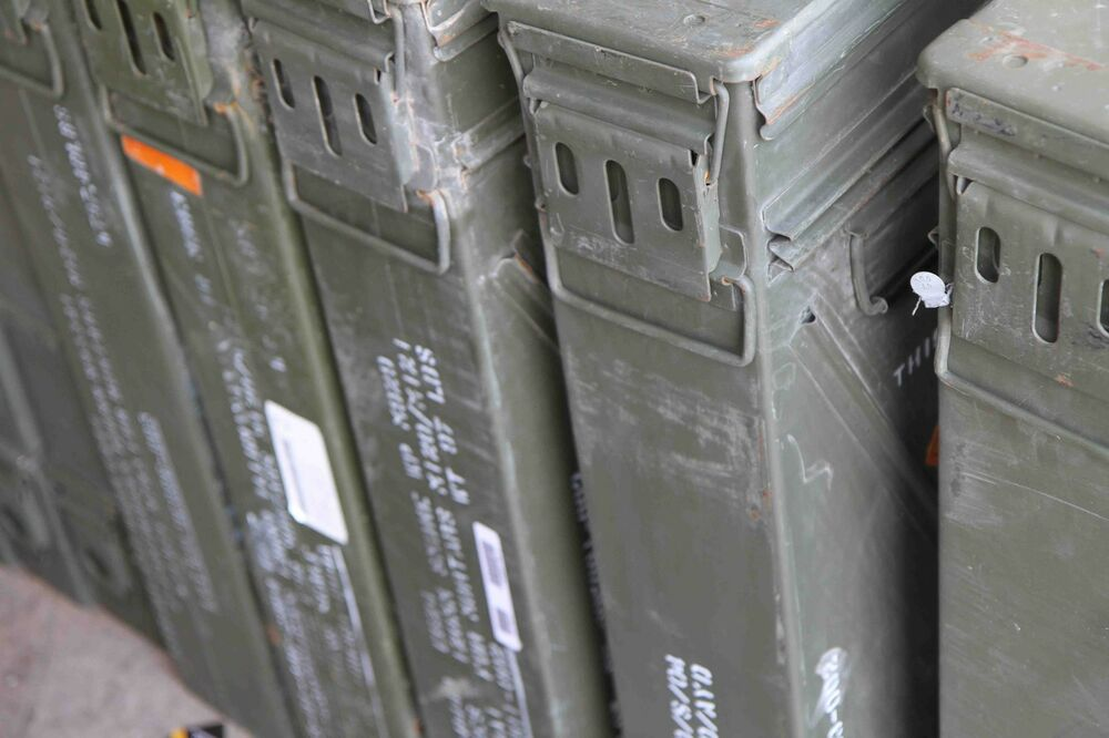 Large Ammo Can Military Surplus Survivalist Preppers