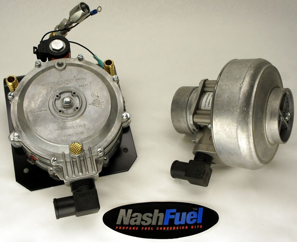Ford 8n Air Filter Conversion : Propane conversion kit l ford straight throttle