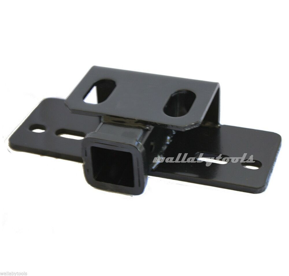 New 5000lb Step Bumper Mount Mounting 2 Quot Hitch Receiver Rv