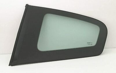 Fit 08-13 Nissan Altima Coupe Driver Side Left Rear Quarter Window Glass OEM